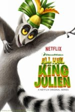Cover King Julien, Poster King Julien