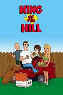 King of the Hill Cover, Online, Poster