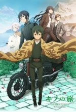 Cover Kino no Tabi: The Beautiful World - The Animated Series, Poster Kino no Tabi: The Beautiful World - The Animated Series