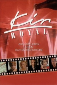Poster, Kir Royal Serien Cover