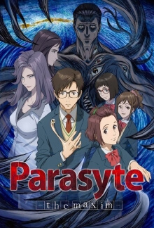 Parasyte: The Maxim, Cover, HD, Stream, alle Folgen
