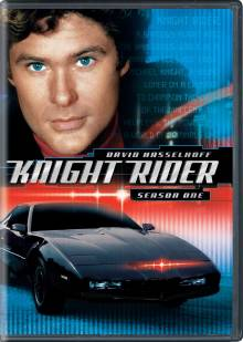 Cover der TV-Serie Knight Rider