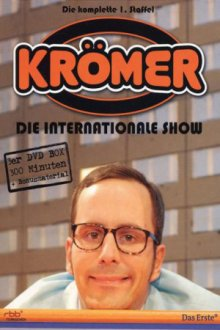 Cover der TV-Serie Krömer – Die internationale Show