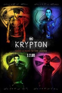 Cover der TV-Serie Krypton