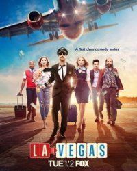 LA to Vegas Serien Cover