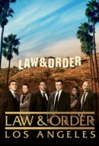 Cover Law & Order: LA, TV-Serie, Poster