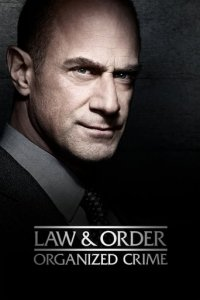 Poster, Law & Order: Organized Crime Serien Cover