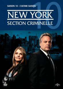 Cover Law & Order Paris, TV-Serie, Poster