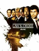 Cover Law & Order, Poster Law & Order