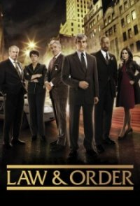 Cover Law & Order, TV-Serie, Poster