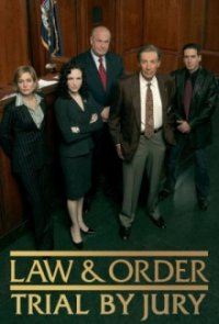 Cover Law & Order: Trial by Jury, TV-Serie, Poster