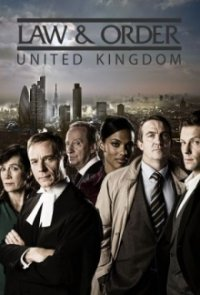 Cover Law & Order: UK, TV-Serie, Poster