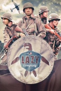 Poster, Lazy Company Serien Cover