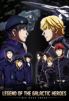 Legend of the Galactic Heroes: Die Neue These, Cover, HD, Serien Stream, ganze Folge
