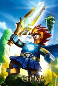 Cover LEGO - Legenden von Chima, TV-Serie, Poster