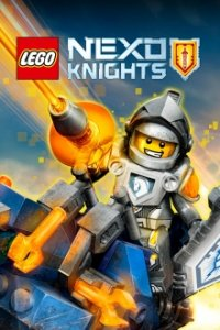 Poster, LEGO Nexo Knights Serien Cover