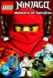 LEGO Ninjago: Masters of Spinjitzu, Cover, HD, Serien Stream, ganze Folge