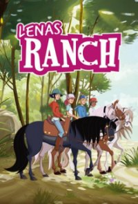 Poster, Lenas Ranch Serien Cover