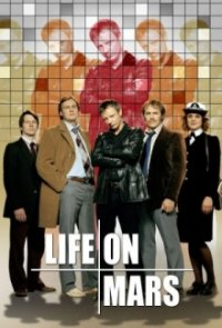 Cover Life on Mars – Gefangen in den 70ern, Life on Mars – Gefangen in den 70ern