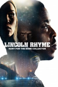Poster, Lincoln Rhyme: Hunt for the Bone Collector Serien Cover
