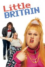Cover Little Britain, Poster Little Britain