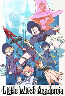 Little Witch Academia (2017), Cover, HD, Stream, alle Folgen