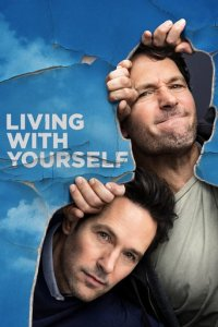 Poster, Living With Yourself Serien Cover