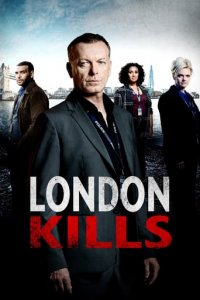 Poster, London Kills Serien Cover