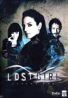 Cover Lost Girl, Poster Lost Girl