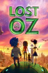 Poster, Lost in Oz Serien Cover