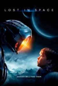 Poster, Lost in Space Serien Cover