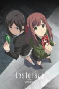 Lostorage Incited WIXOSS Serien Cover