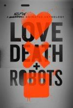Cover Love, Death & Robots, Poster Love, Death & Robots
