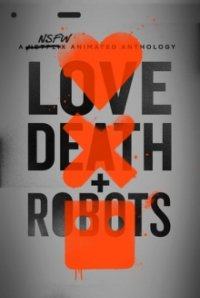 Cover Love, Death & Robots, Love, Death & Robots