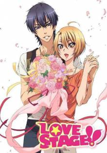Love Stage!!, Cover, HD, Serien Stream, ganze Folge