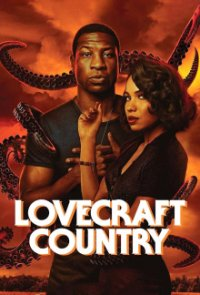 Poster, Lovecraft Country Serien Cover