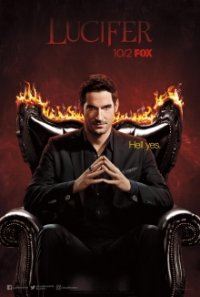 Poster, Lucifer  Serien Cover