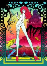 Cover Lupin the Third The Woman Called Fujiko Mine, Poster Lupin the Third The Woman Called Fujiko Mine