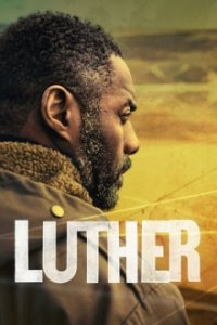 Poster, Luther Serien Cover