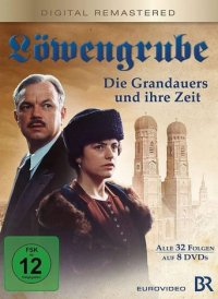 Poster, Löwengrube Serien Cover