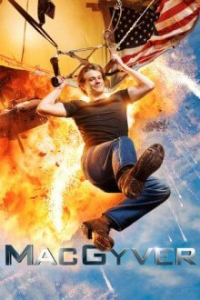 Cover der TV-Serie MacGyver 2016