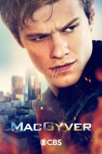 Cover MacGyver 2016, TV-Serie, Poster