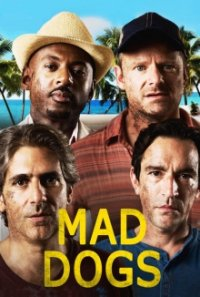 Cover Mad Dogs (US), TV-Serie, Poster