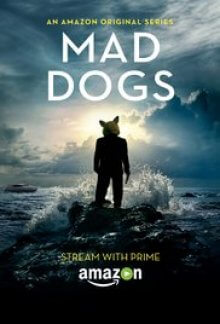 Cover Mad Dogs (US), Poster Mad Dogs (US)