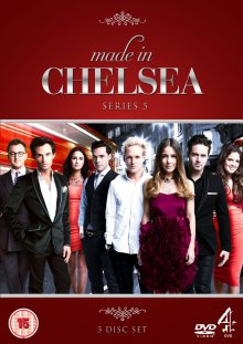 Cover Made in Chelsea, TV-Serie, Poster