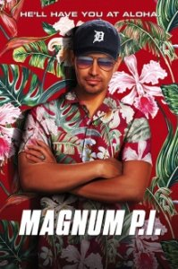 Cover Magnum P.I., TV-Serie, Poster