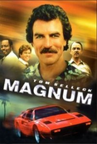 Cover Magnum, TV-Serie, Poster
