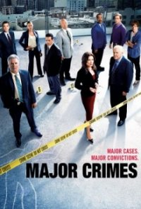 Cover Major Crimes, Major Crimes