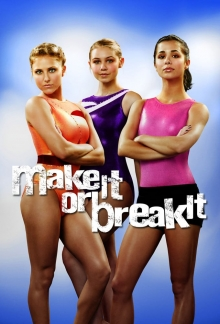 Make It Or Break It, Cover, HD, Serien Stream, ganze Folge