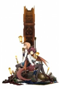 Poster, Manaria Friends Serien Cover